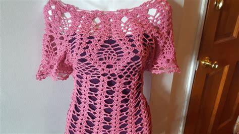 blusa en crochet ganchillo de abanicos parte 1 313 best images about crochet blusas blouses блузки on