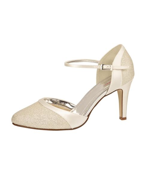 Rainbow Brautschuhe Ivory by Caroline Rainbow Club 159 00