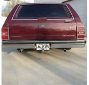 1989 Chevy Caprice Station Wagon Hot Rat Rod Classic