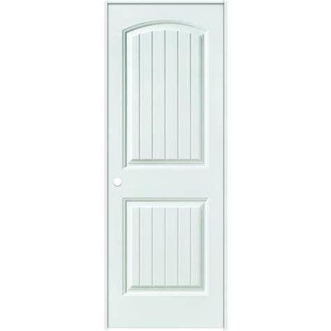 Masonite Interior Doors Canada Masonite Primed 2 Panel Plank Smooth Prehung Interior Door 36 Inch X 80 Inch Right