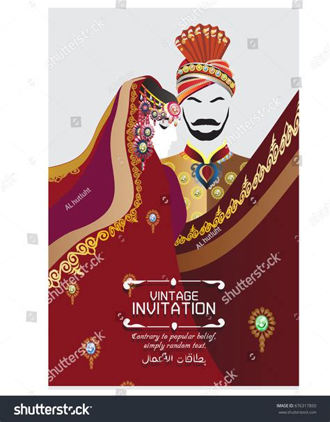 hindu wedding ceremony explanation cards design templates vector illustration indian wedding invitation card stock