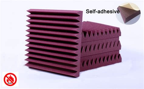 Gantungan Serba Guna Adhesive 6 Pcs excellent sound insulation glue acoustic foam treatment sound proofing 6 pcs with self adhesive