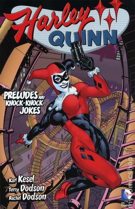 comic books in harley quinn tpb 1st series collections