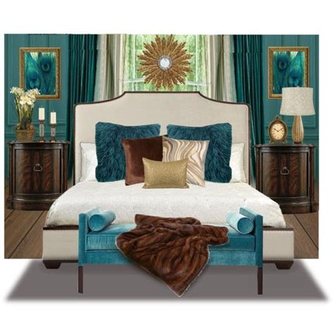 Brown And Teal Home Decor by 17 Best Ideas About Teal Brown Bedrooms On