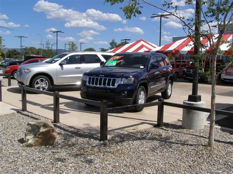 Larry Miller Jeep Albuquerque Concrete Contractor Albuquerque New Mexico Projects