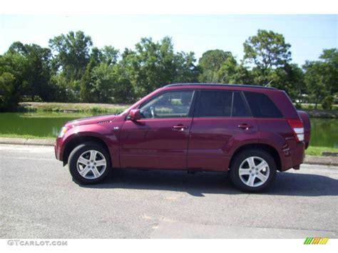Suzuki Grand Vitara Colors 2007 Shining Pearl Suzuki Grand Vitara Luxury