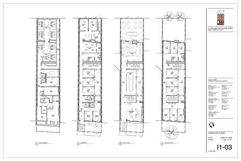 Plans A by 22 Washington Square Renovation Photos And Plans