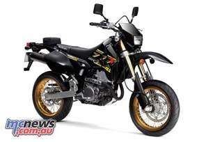Suzuki Australia Bikes Suzuki S 2018 Drz 400sm Now Available In Australia
