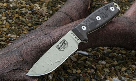 esee 4 stainless esee 4 review