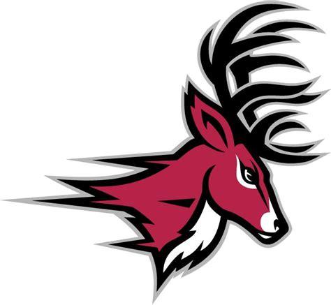 logo deer fairfield stags partial logo 2002 a deer s