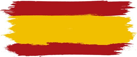 colors of spain flag of spain png transparent onlygfx
