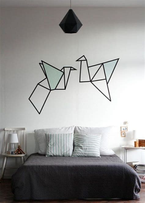 Masking Idee Deco by Inspiration D 233 Co Murale Masking Habitatpresto