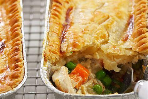 freezer chicken pot pies recipe dishmaps