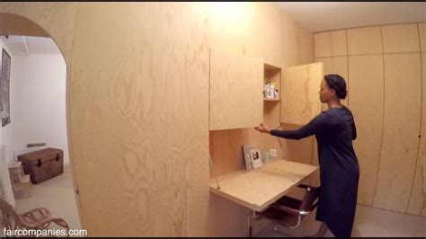 transforming plywood walls add rooms service  geneva