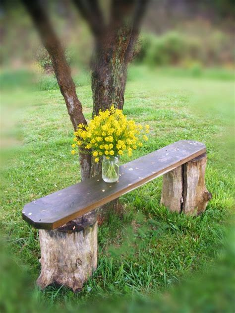 flower bench garden bench with spring flowers anything garden