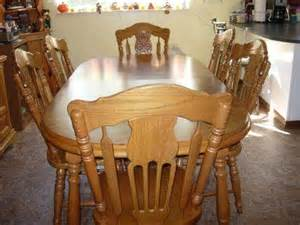 Oak Dining Room Hutch 700 Virginia House Dining Room Table 6 Chairs And China