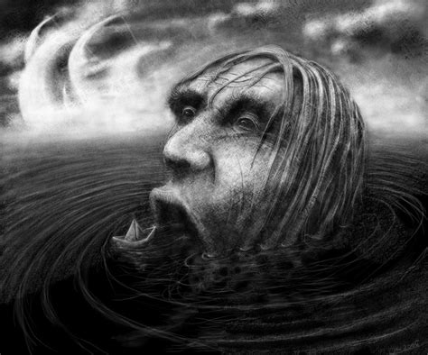 imagenes surrealistas de sueños blanco y negro surrealismo por jacek kaczynski wuwejo arte taringa