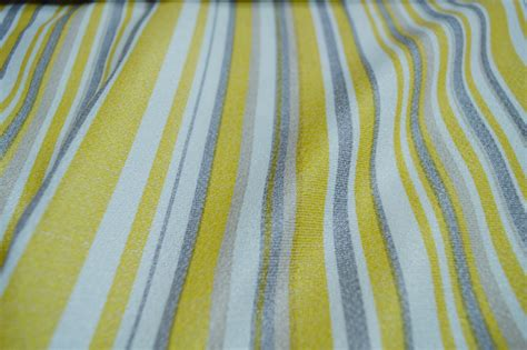 yellow stripe curtains isabella yellow striped curtain material curtains fabx