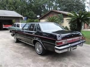ford monarch 1977 mercury monarch sedan solid florida car drive