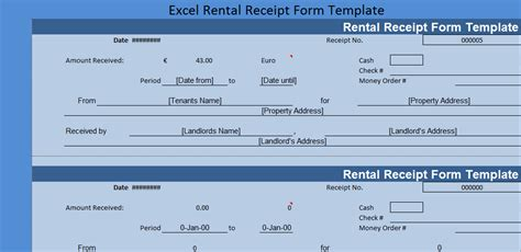 1000 images about rent receipts on pinterest workshop pin blank task analysis data sheet on pinterest