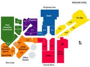 Bentley Metrotown Metrotown Map