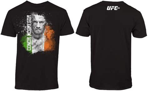 Tshirt Kaos Fighters conor mcgregor ufc 178 shirt
