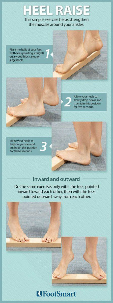 Can Foot Detox Help With Plantar Fasciitis by Heel Raise Exercises To Alleviate Heel Plantar
