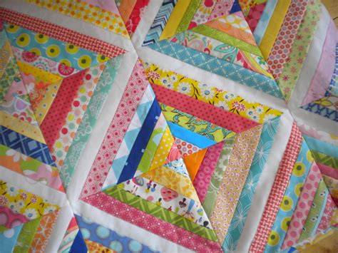 Quilting Ideas by Scrappy Quilt Patterns Ideas For Using Those Leftovers