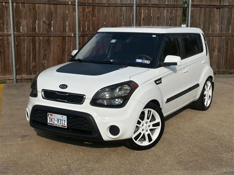 Kia Soul Mods July 2013 Soul Of The Month Entries