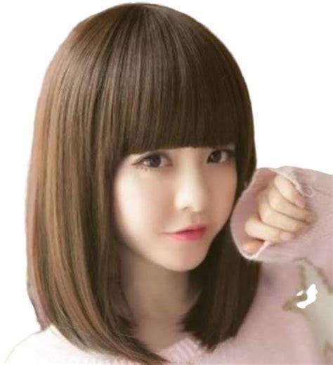 model rambut bob medium mode trendi  bikin wanita