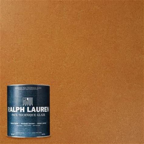 home depot paint colors ralph ralph 1 qt camel antique leather specialty finish