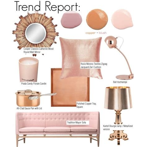 trend alert pink copper design color trends pinterest 165 best blush pink rose gold dusty pink copper