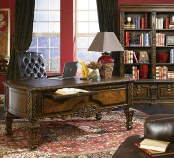 country style office furniture reading writing
