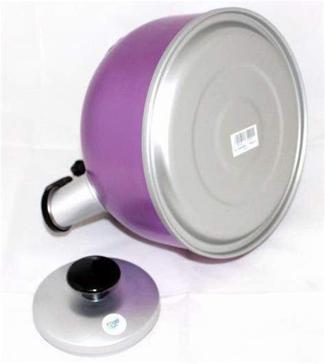 Teko Listrik Bisa Buat Goreng alat dapur terbaru teko unik anti gores dan bisa bunyi