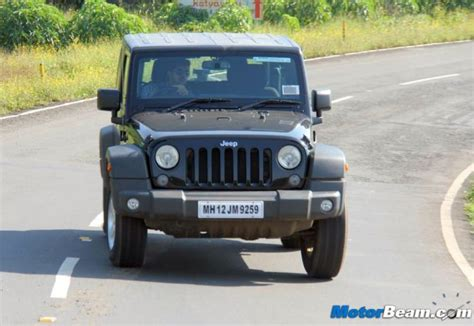 Jeep He Jeep Wrangler Goes Where No Other Suv Can Rediff