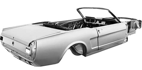 Mustang Auto Body Parts by Classic Car Body 1965 1966 Ford Mustang Convertible
