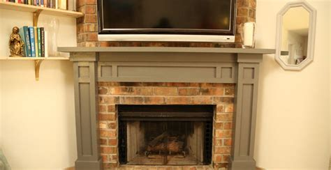 15 diy fireplace mantel and surrounds home and