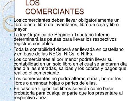 ley organica de regimen tributario interno de ecuador 2015 derecho mercantil