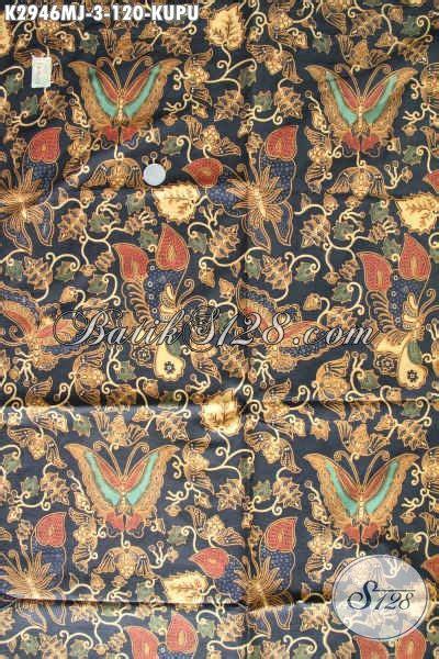 Kain Batik Murah Batik Saja 14 pusat beli kain batik murah sedia batik motif kupu untuk jarik batik halus kombinasi