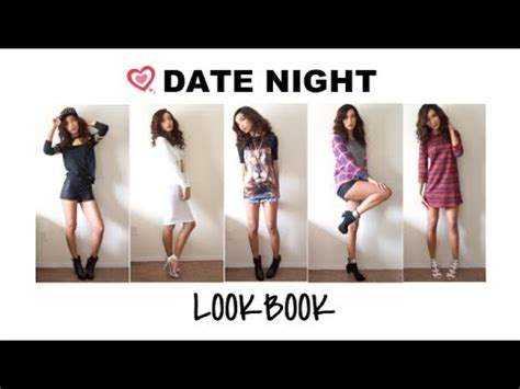 lookbook  date night outfits day night youtube
