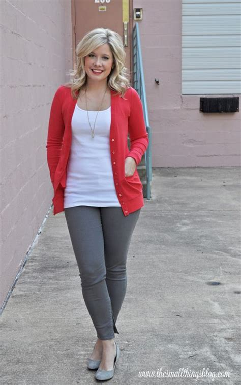 white blazer neutral colored tank black jeans pants 176 best gray and red outfits images on pinterest