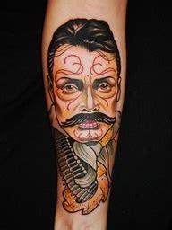 frontline tattoo vista pancho villa villas and tattoos and on