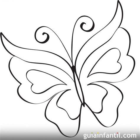 imagenes de mariposas animadas para dibujar mariposa para imprimir