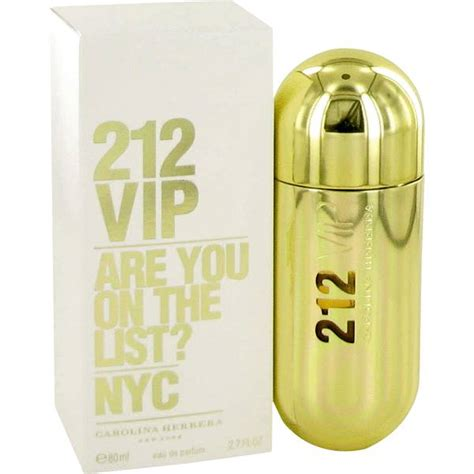 Parfum Ch 212 Vip 212 vip perfume for by carolina herrera