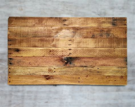 blank pallet flag rustic wood sign canvas painting project