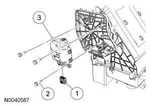 2011 f250 super duty defrost actuator | autos post