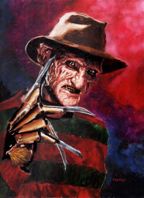 the art of horror horror art gallery horror paintings dark artwork by kuchta