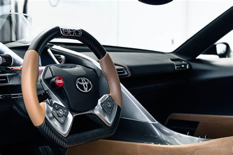 2018 toyota ft1 price release date rumor performance car