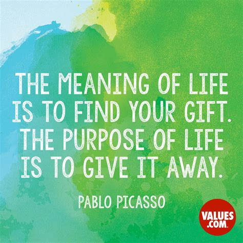 Free Ways To Find The Meaning Of Is To Find Your Gift The Purpose Of Is To Give It Away