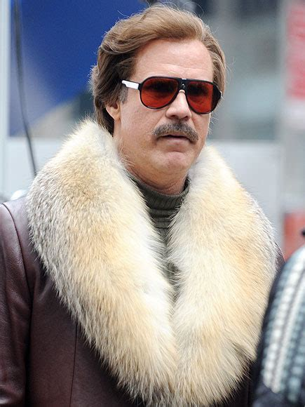 Ron Burgundy Blind Miley Cyrus And 7 Other Things That Look Like Joe Namath S